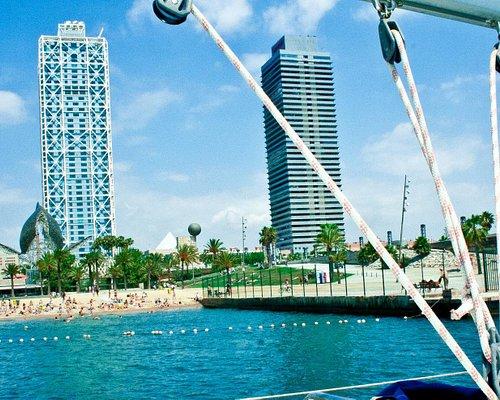 Olympic Port Barcelona
