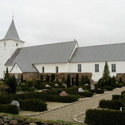 Aal Kirke i Oksbøl