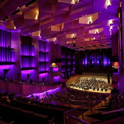 A QSO concert in the QPAC Concert Hall