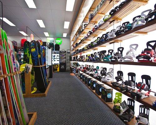Rhythm Snowboard Shop