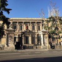 Entrada Museo Arqueológico