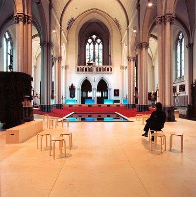 Magdalenakerk - binnen
