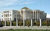 фото дорца президента душанбе