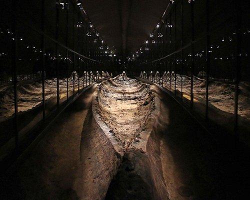 Skibet i gravhøjen