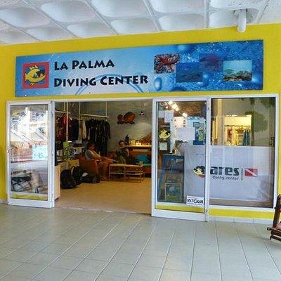 La Palma Diving Center