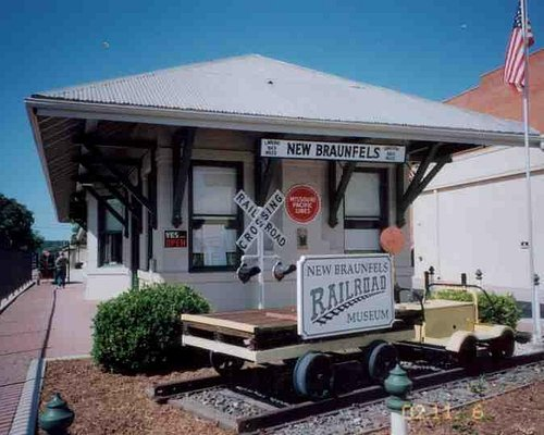 Welcome to New Braunfels Railroad Museum