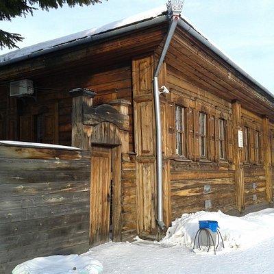 Фасад дома Муравьева-Апостола
