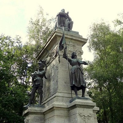 Un monument somptueux mais un peu oublié !