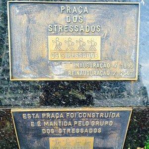 Praça dos Stressados