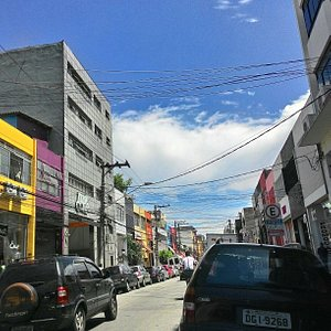 Rua Oriente, Brás