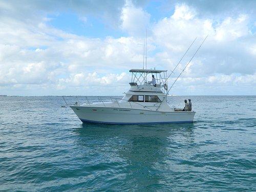 Delmy, the boat