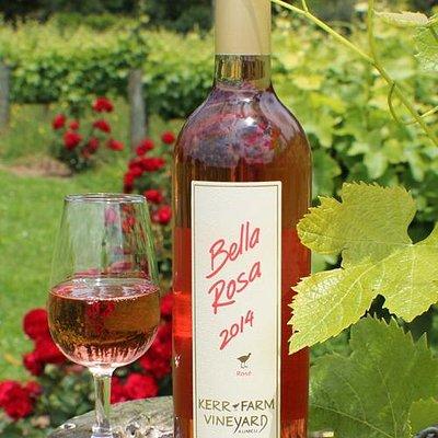 2014 Bella Rosa Rose'