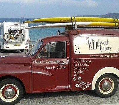 Windswept transport