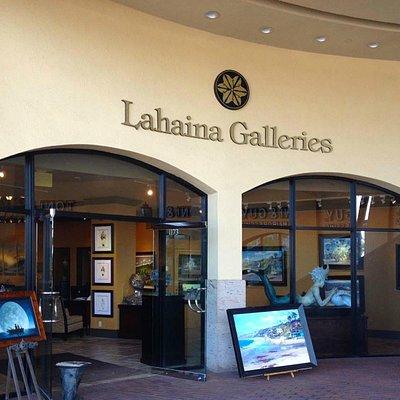 Lahaina Galleries | Newport Beach | below Cheesecake Factory