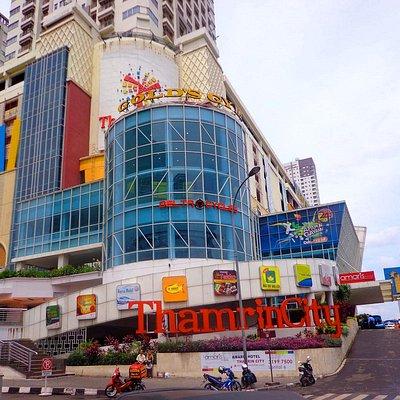 Thamrin City main enterance
