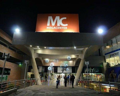 entrada mega center