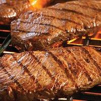 Tender local steak