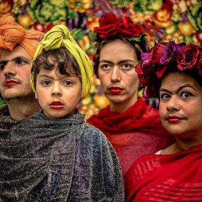"""Exposição """"Todos podem ser Frida"""", com fotos de Camila Fontenelle de Miranda"""