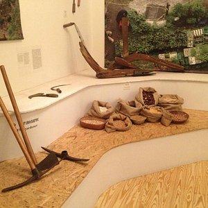 Museum exhibits 1