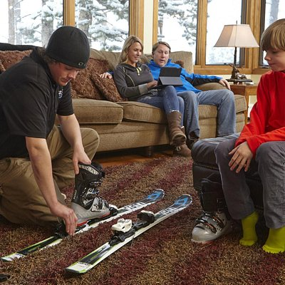 Snowboard and Ski Rental Delivery
