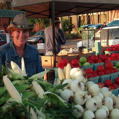 Cape Coral  Farmers Market with Colleen  from  C&J Produce