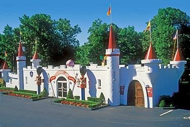 Storybook Land's Castle Entrance