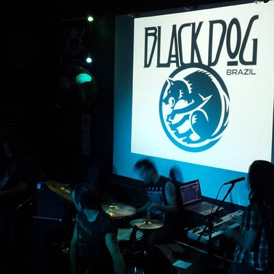 Calabouço - Black Dog