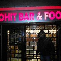 Entrance of Mohit Restaurant