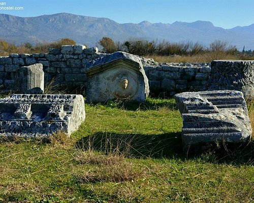Doklea ruins,  an old Roman empire city,  10-15 minutes from downtown