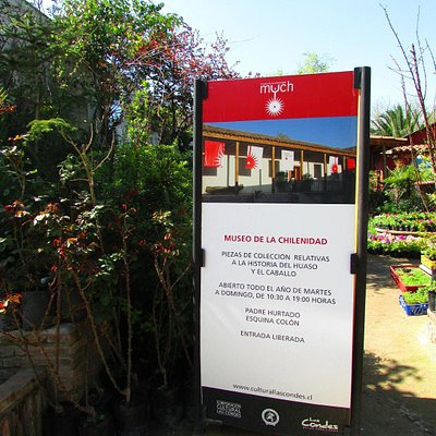 O museu conta a história do povo chileno