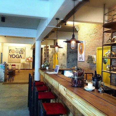 yogis spicy bar