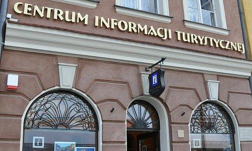Centrum Infrormacji Turystycznej w Poznaniu - Stary Rynek