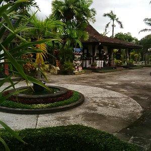Gazebo Joglo at Gazebo Garden Restaurant - Purawisata Yogyakarta
