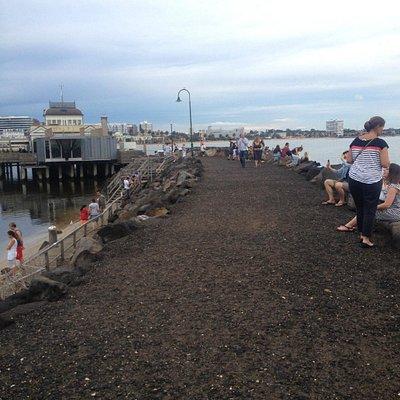 St.Kilda pier