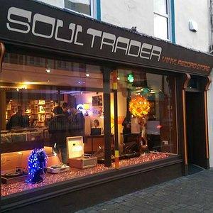 Soultrader on Dublin Street