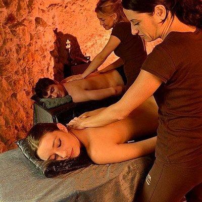 Massaggio in grotta