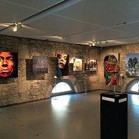 Coleção em exposição