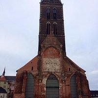 Turm der Marienkirche