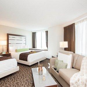The Studio Suite at the Fantasea Resorts at Atlantic Palace