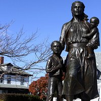 Gloucester Fishermen's Wives Memorial  |  Stacy Boulevard, Gloucester, MA 01930