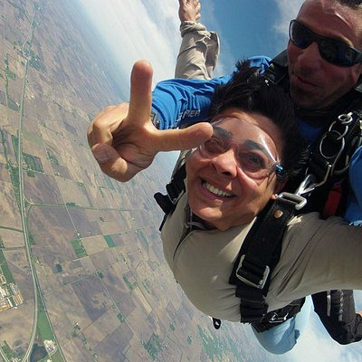 Brad Is The Guy Who Should Jump With. Piercing Wind, Trembling Nose & Skin...WOW!
