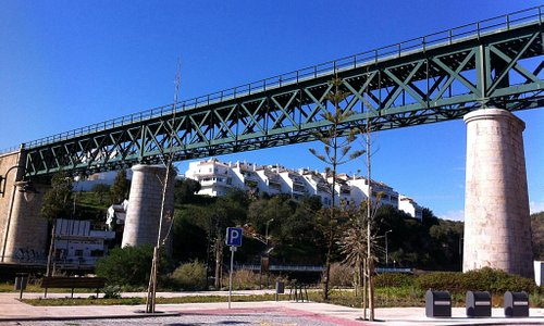 Ponte ferroviária Tavira