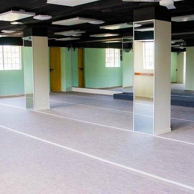 Bikram Yoga Jamaica - Main Studio