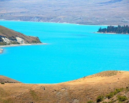 Lake Tekapo (view from Mt John)