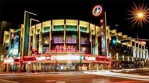 LA Live with 4DX