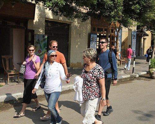 Old Coptic Cairo