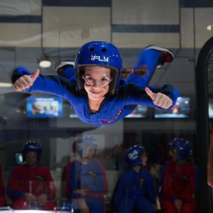iFLY Indoor Skydiving - Fun for ALL ages & abilities
