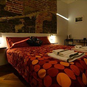 La stanza Galeone (notte)