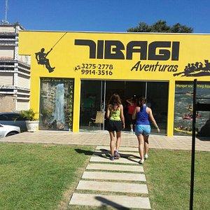 Empresa TibagiAventuras - Rafting
