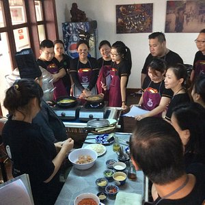 Cooking Class TeamBuilding Yvonne Soh 09/01/2015